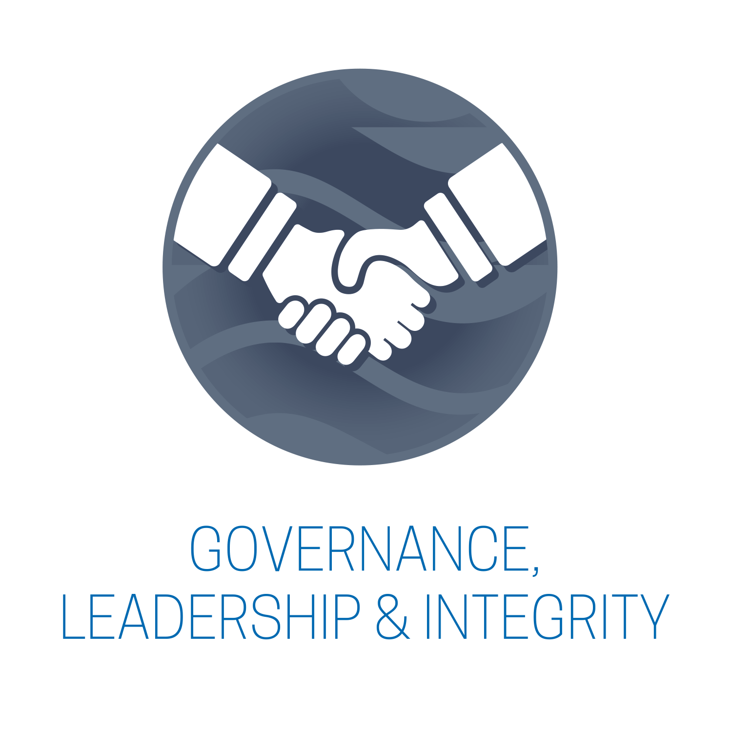 governance, leadership and integrity